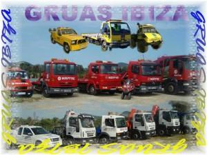 FLOTA GRUAS IBIZA